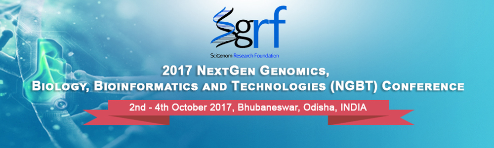 Image result for NextGen Genomics, Biology, Bioinformatics and Technologies (NGBT) Conference